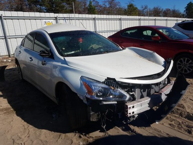 Salvage cars for sale from Copart Gaston, SC: 2015 Nissan Altima 2.5