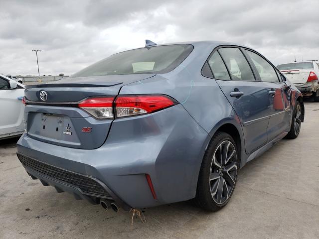 цена в сша 2020 Toyota Corolla Se 2.0L JTDS4RCE3LJ000582