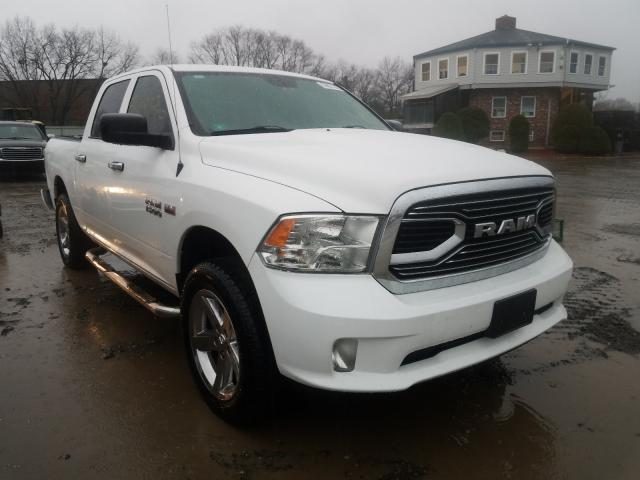 Vehiculos salvage en venta de Copart North Billerica, MA: 2017 Dodge RAM 1500 ST