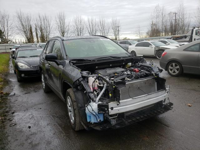 Toyota Rav4 LE salvage cars for sale: 2019 Toyota Rav4 LE