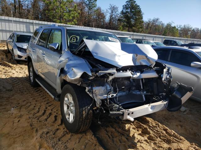 Salvage cars for sale from Copart Gaston, SC: 2016 Toyota 4runner SR