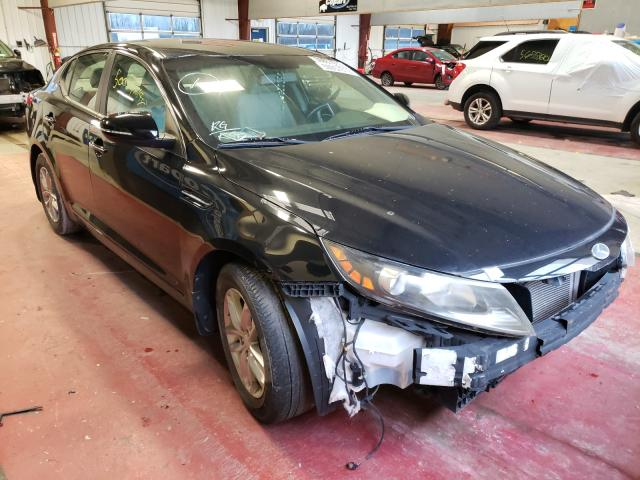 Salvage cars for sale from Copart Angola, NY: 2013 KIA Optima LX