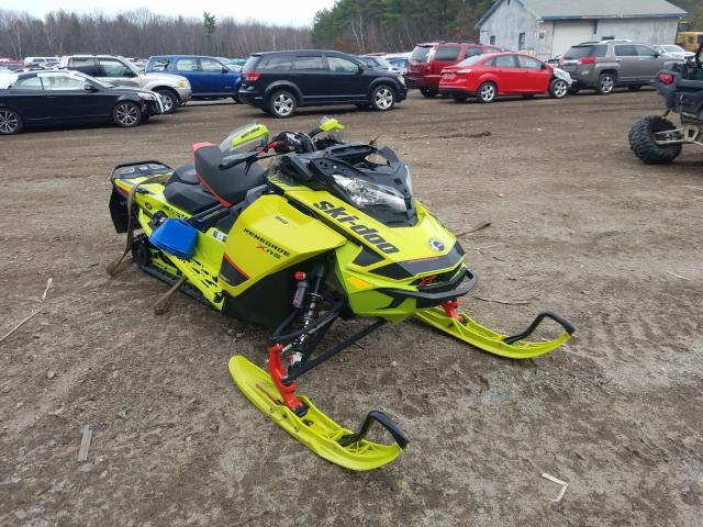 Skidoo salvage cars for sale: 2020 Skidoo Renegade