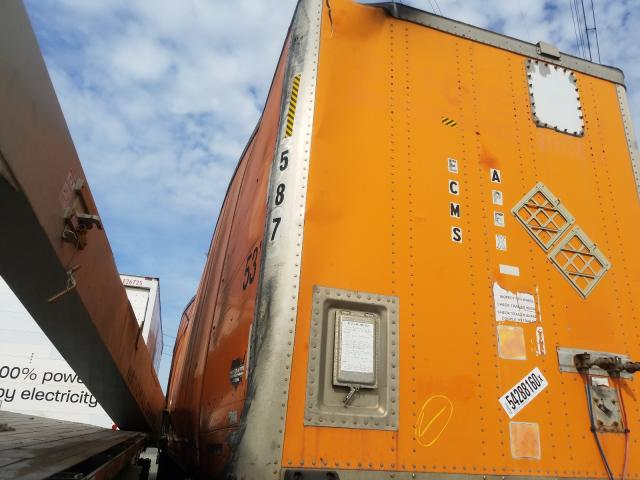 Salvage cars for sale from Copart Rancho Cucamonga, CA: 2003 Wabash Trailer