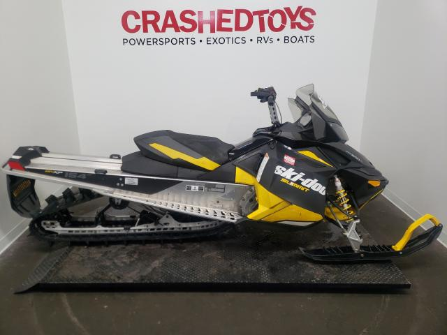 Skidoo salvage cars for sale: 2012 Skidoo Summit