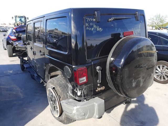 купить 2014 Jeep Wrangler U 3.6L 1C4BJWEG0EL172159