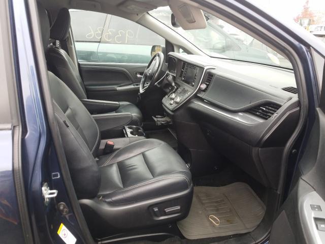 пригнать из сша 2018 Toyota Sienna Se 3.5L 5TDXZ3DC6JS940702