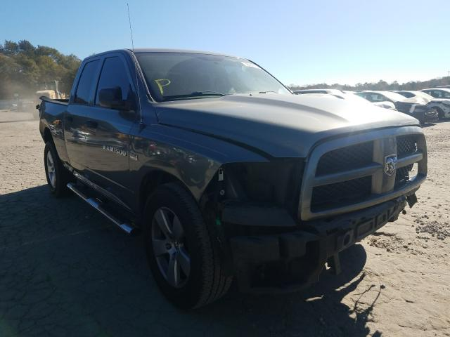 Salvage cars for sale from Copart Austell, GA: 2012 Dodge RAM 1500 S