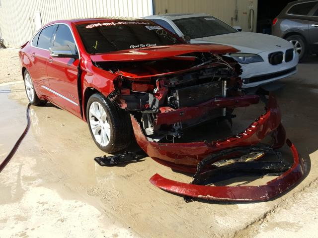 Salvage cars for sale from Copart San Antonio, TX: 2014 Chevrolet Impala LTZ