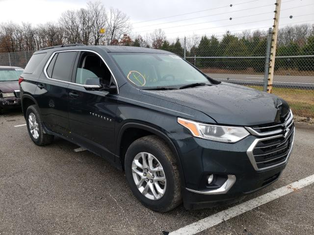 Salvage cars for sale at Rogersville, MO auction: 2019 Chevrolet Traverse L