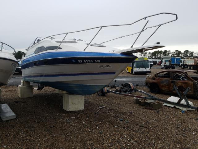Salvage cars for sale from Copart Brookhaven, NY: 1987 Bayliner Boat Only