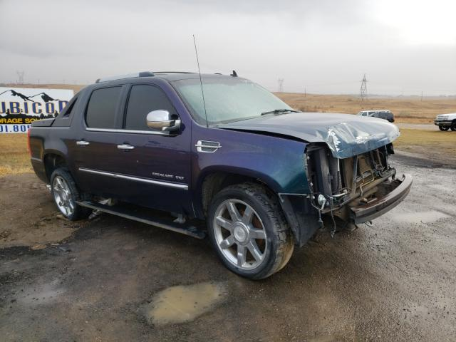 Salvage cars for sale from Copart Billings, MT: 2007 Cadillac Escalade E