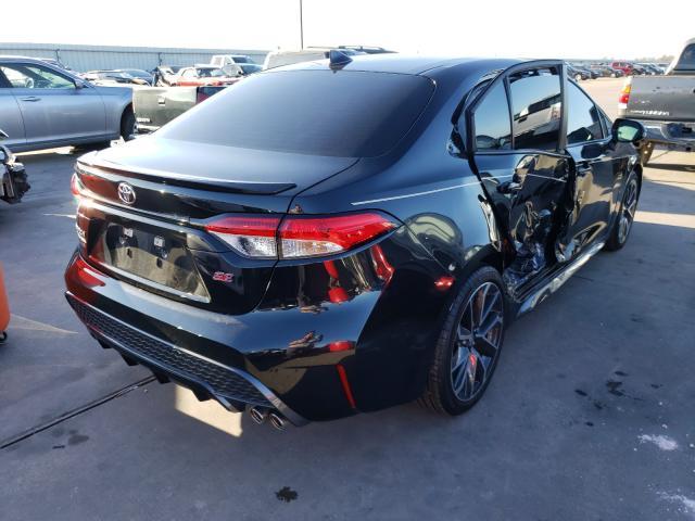 цена в сша 2020 Toyota Corolla Se 2.0L 5YFS4RCE2LP043077