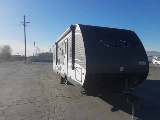 Keystone Trailer salvage cars for sale: 2017 Keystone Trailer