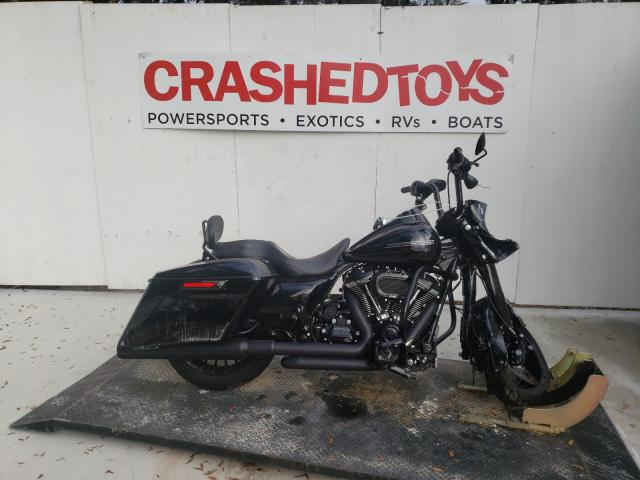 Salvage cars for sale from Copart Ocala, FL: 2017 Harley-Davidson Flhrxs
