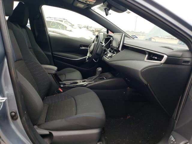 пригнать из сша 2020 Toyota Corolla Se 2.0L JTDS4RCE3LJ000582