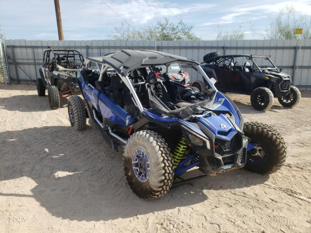 Salvage cars for sale from Copart Tucson, AZ: 2020 Can-Am Maverick X