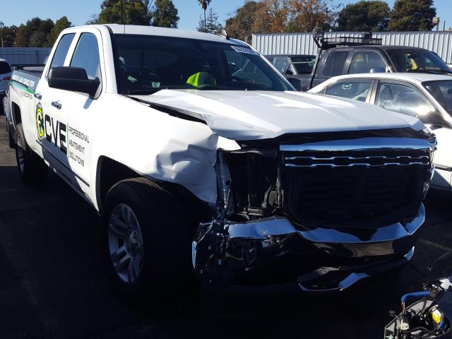 Salvage cars for sale from Copart Vallejo, CA: 2018 Chevrolet Silverado