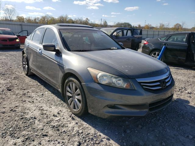Salvage cars for sale from Copart Hueytown, AL: 2011 Honda Accord EXL
