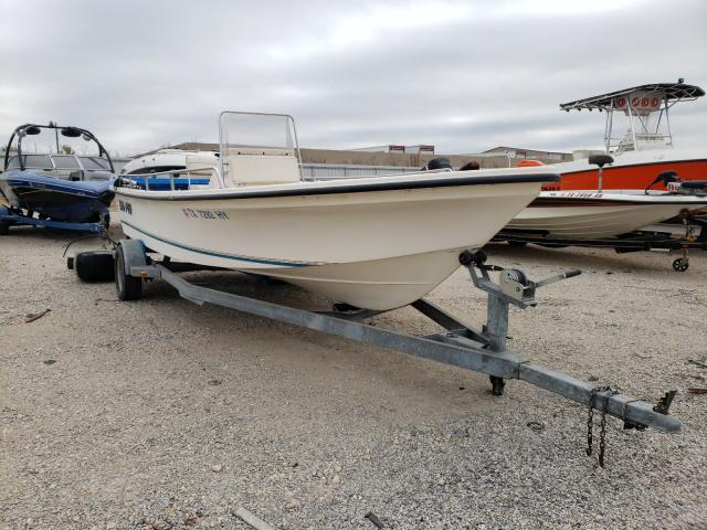 Salvage cars for sale from Copart Wilmer, TX: 1998 Sea Pro Boat