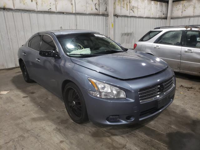 Nissan Maxima salvage cars for sale: 2012 Nissan Maxima