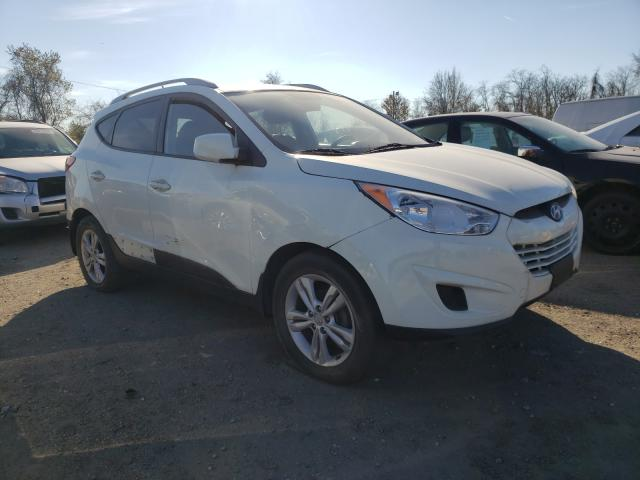 Salvage cars for sale from Copart Baltimore, MD: 2011 Hyundai Tucson GLS