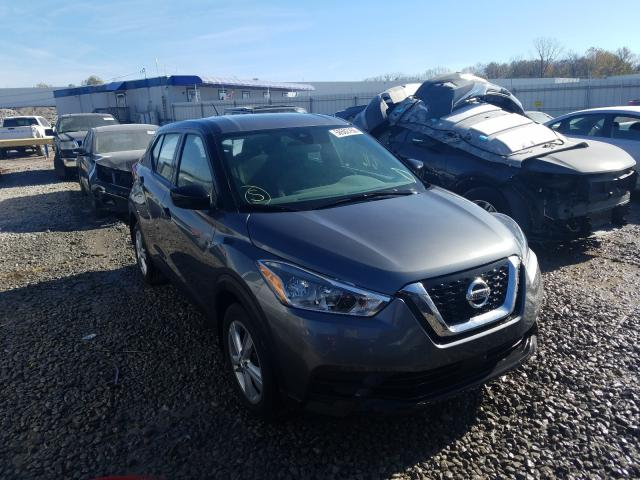 Salvage cars for sale from Copart Hueytown, AL: 2020 Nissan Kicks S