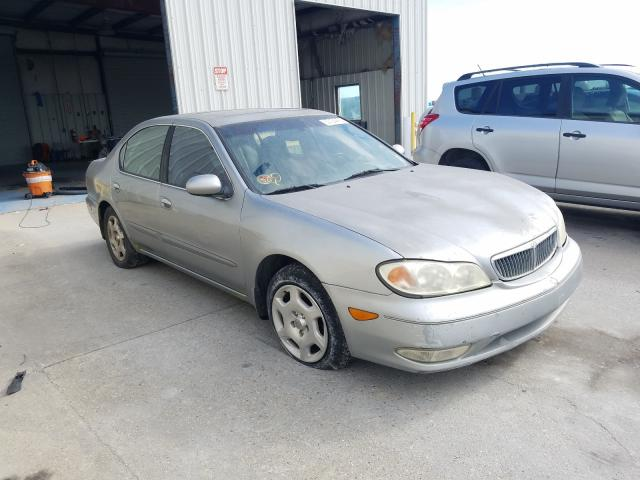 Salvage cars for sale from Copart New Orleans, LA: 2001 Infiniti I30