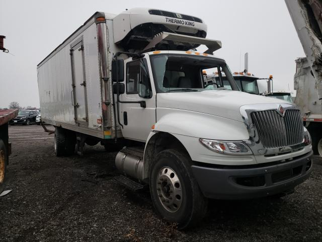 International salvage cars for sale: 2019 International 4300