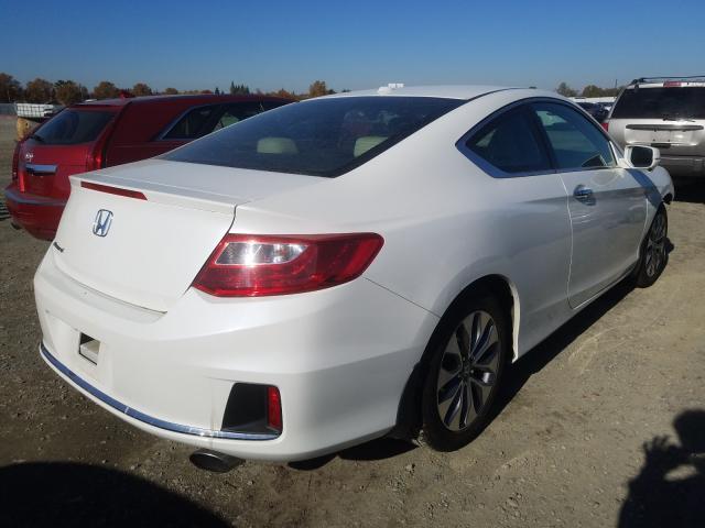 цена в сша 2014 Honda Accord Exl 2.4L 1HGCT1B8XEA006386