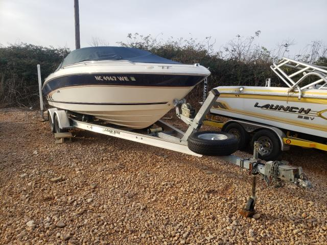 Sea Ray salvage cars for sale: 1998 Sea Ray 210
