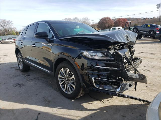 Lincoln Nautilus R salvage cars for sale: 2020 Lincoln Nautilus R