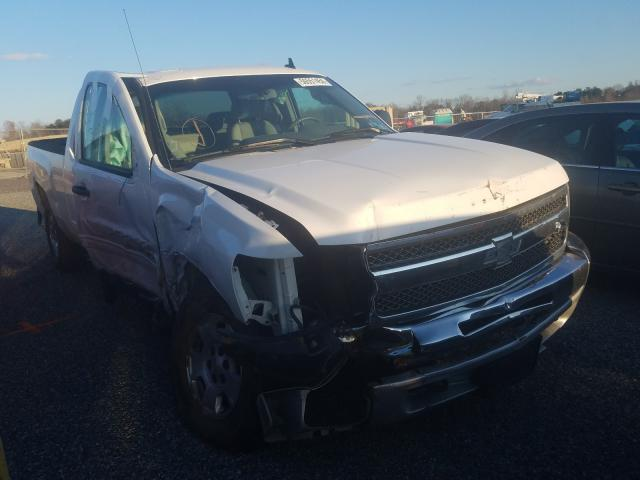 Salvage cars for sale from Copart Fredericksburg, VA: 2013 Chevrolet Silverado