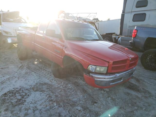 Salvage cars for sale from Copart Punta Gorda, FL: 2001 Dodge RAM 3500