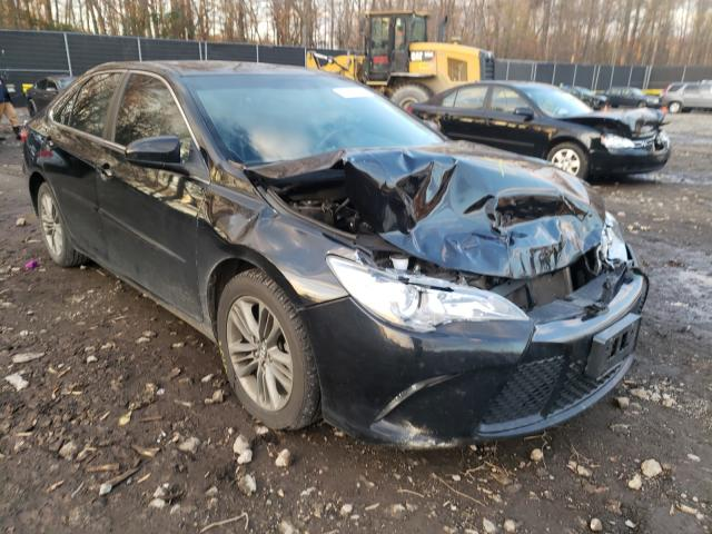 Vehiculos salvage en venta de Copart Waldorf, MD: 2017 Toyota Camry LE