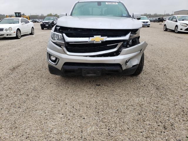 1GCGSCEN7J1310575 2018 Chevrolet Colorado L 3.6L