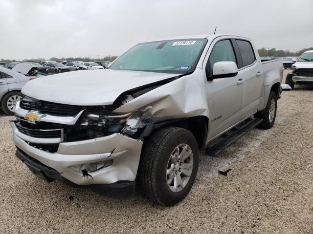 из сша 2018 Chevrolet Colorado L 3.6L 1GCGSCEN7J1310575