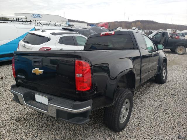 цена в сша 2019 Chevrolet Colorado 2.5L 1GCHSBEA1K1232579