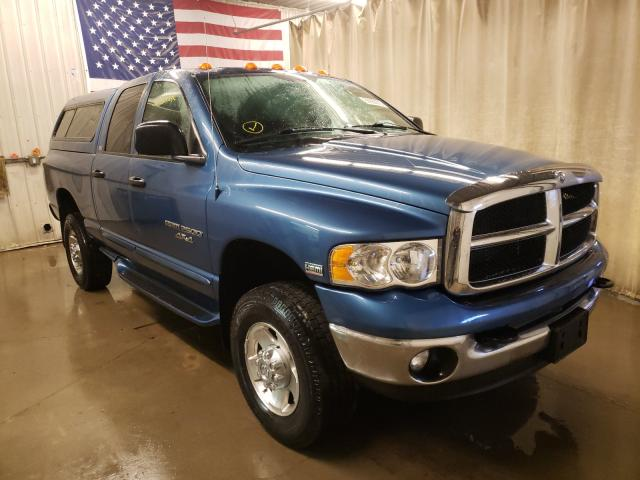 Salvage cars for sale from Copart Avon, MN: 2005 Dodge RAM 2500 S