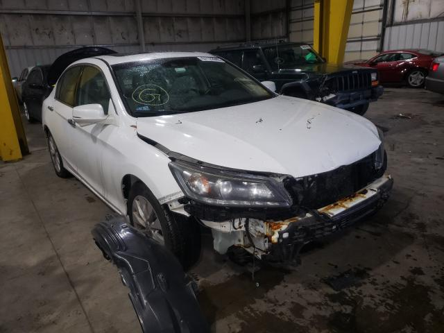 2013 Honda Accord EXL en venta en Woodburn, OR