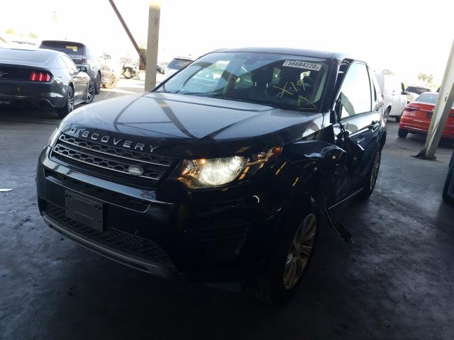 2017 LAND ROVER DISCOVERY SALCP2BG6HH715644