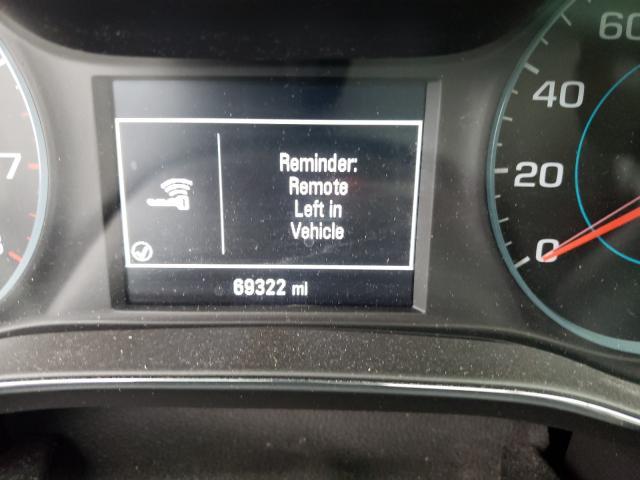 2017 Chevrolet CRUZE   Vin: 1G1BD5SM2H7******
