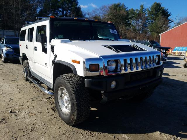 Hummer salvage cars for sale: 2006 Hummer H2