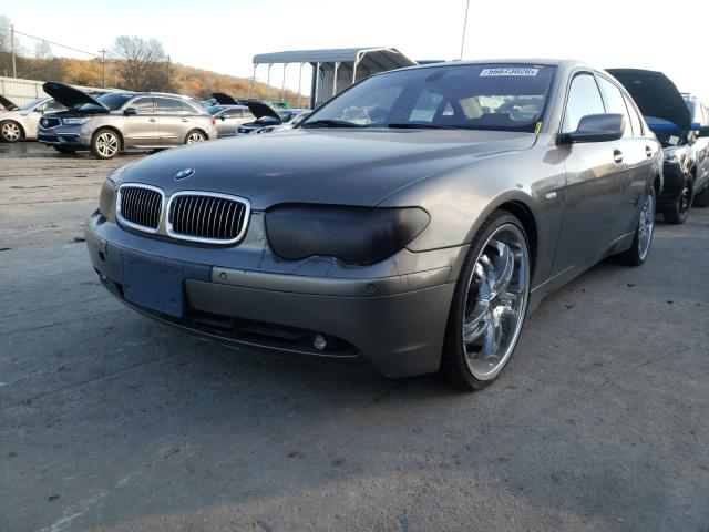 BMW 7 SERIES 2004 1
