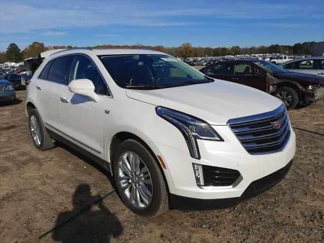 Cadillac salvage cars for sale: 2019 Cadillac XT5 Premium