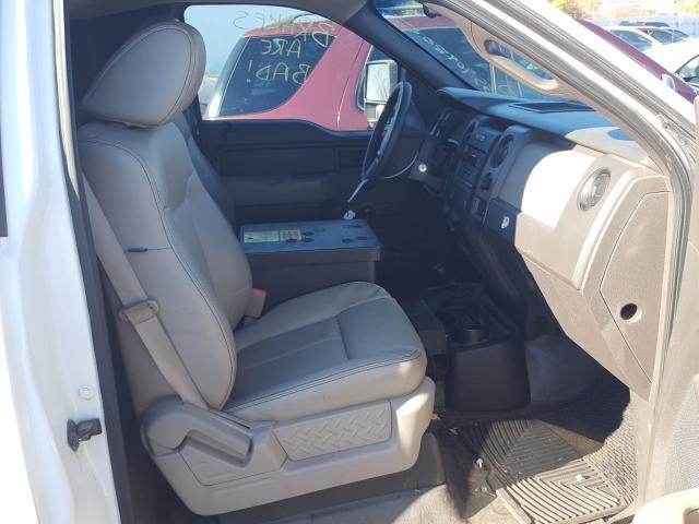 пригнать из сша 2010 Ford F150 4.6L 1FTMF1EW8AKB35669