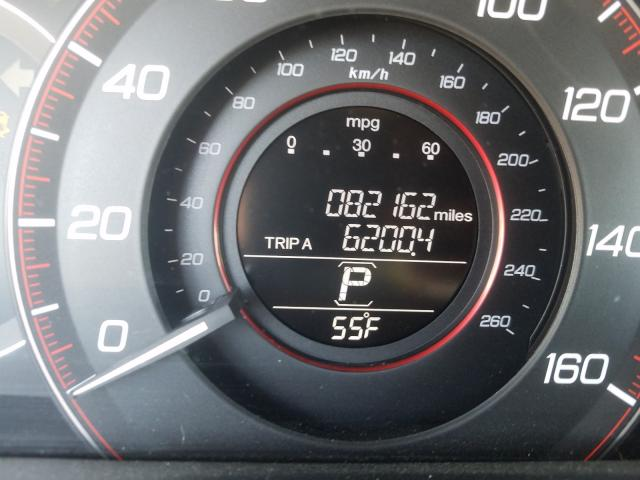 1HGCT1B8XEA006386 2014 Honda Accord Exl 2.4L