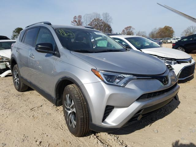 Toyota Rav4 LE salvage cars for sale: 2018 Toyota Rav4 LE