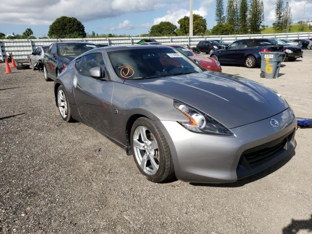 Nissan 370Z salvage cars for sale: 2010 Nissan 370Z