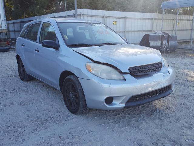 Salvage cars for sale from Copart Midway, FL: 2007 Toyota Corolla MA